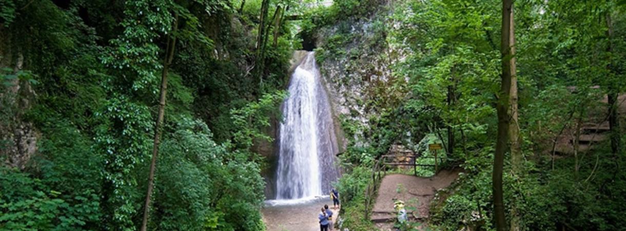 Molina, Fumane, Parco delle cascate. Foto di Alessandro Ferrarese