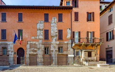 Basilica romana di Brescia - Foto Wolfgang Moroder