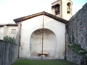 Church San Lorenzo in castello Pozzolengo