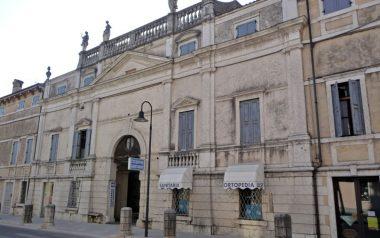 Villa Bagatta Zuccalmaglio Zanetti Caprino Veronese