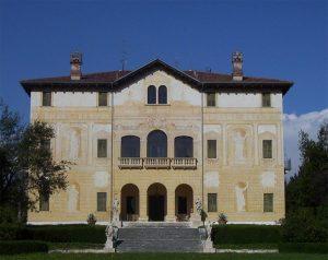 Villa Pullè Galtarossa valpolicella italy