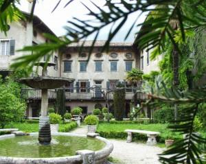 Museum of Antique Piano Ala Trento Lake Garda Italy