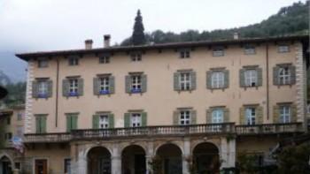 Palazzo Nuovo o Giuliani-Marcabruni