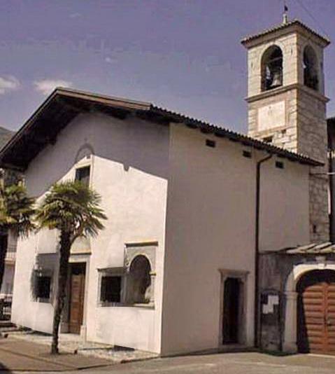 Chiesa di San Rocco Arco Trento