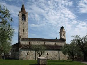 Chiesa di San Severo Bardolino Lago di Garda