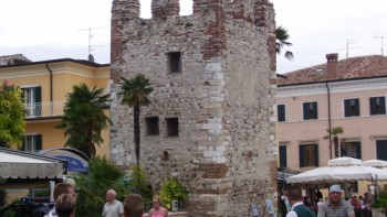 Mura di cinta di Bardolino