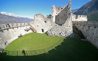 Castel Beseno Besenello Trento