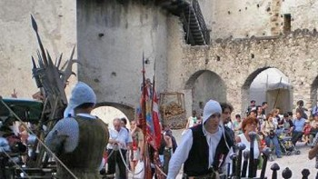 Historycal Reenactment Beseno Castle