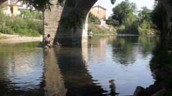 Ponte Settecentesco sul fiume Chiese
