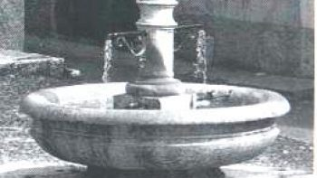 Fontane e lavatoi di Caprino