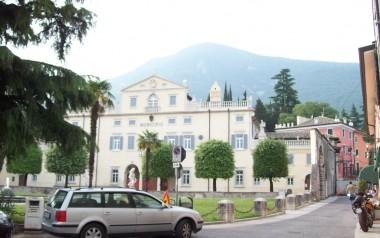 Villa Carlotti Caprino Veronese