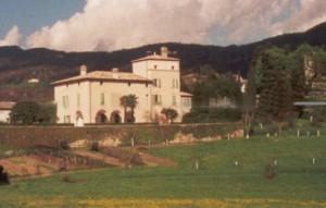 Villa Nichesola Zambellini Caprino Veronese lago di Garda monte Baldo