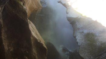 Varone Waterfalls