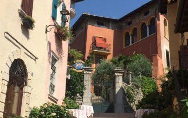 Case centro storico Gardone Riviera