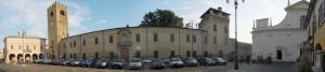 Piazza Mazzini Castel Goffredo Lago di Garda