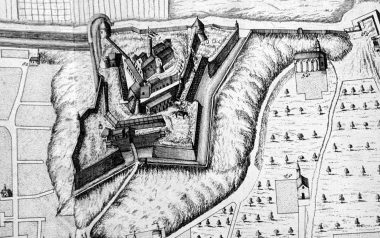 Castello di Brescia Pierre Mortierre