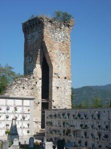 Castle of San Felice del Benaco Valtenesi Lake Garda
