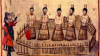 Cathars on lake Garda