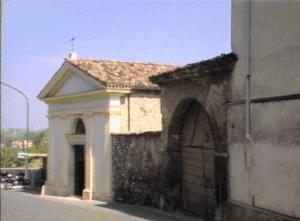 Oratorio San Sebastiano Martire
