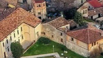 Church Saint Ambrogio in castle