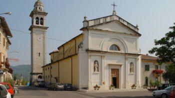 Chiesa nuova di San Pietro di Torbe