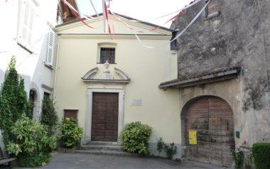 Chiesa di San Giovanni Battista Puegnago