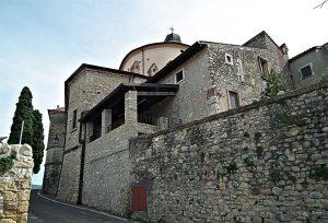 Castelrotto Hamlet san pietro in cariano valpolicella italy