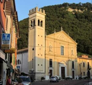 Pieve di Santa Maria Assunta Garda Lago di Garda