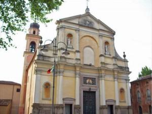 Basilica Madonna della Salute - San Pietro Apostolo Goito Mantova lago di Garda