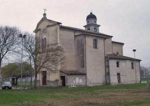 Chiesa di San Bartolomeo Vasto Goito Lago di Garda