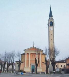 Chiesa di San Giorgio Martire Cerlongo Goito Mantova Lago di Garda