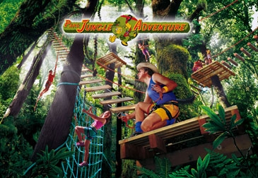 Jungle Adventure Parco San Zeno