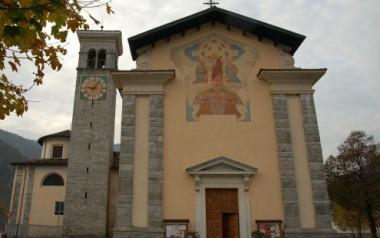 Chiesa Santi Pietro e Paolo Tiarno Valle di Ledro
