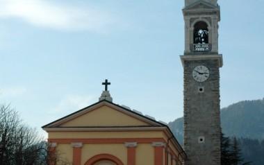 Chiesa di San Bartolomeo Tiarno Valle di Ledro