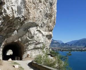Strada del Ponale Ledro Trento Lago di Garda