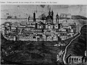 Lonato fortifications - History of Lonato del Garda