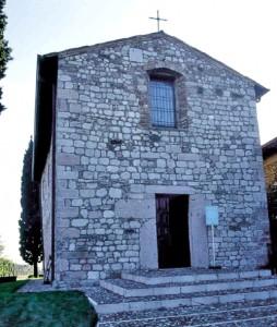 Church San Cipriano Lonato del Garda