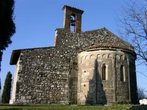 Church San Zeno Lonato Lake Garda