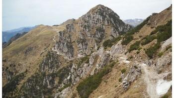 Monte Tombea-Caplone