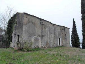Church San Sivino Manerba Valtenesi Lake Garda Italy