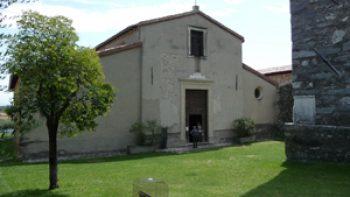 Pieve di Santa Maria di Tenesi