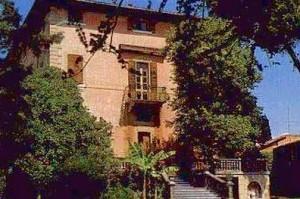 Villa Brunati Bertanzi Moniga Valtenesi Lago di Garda