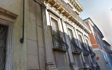 Palazzo Uggeri Biondelli Brescia
