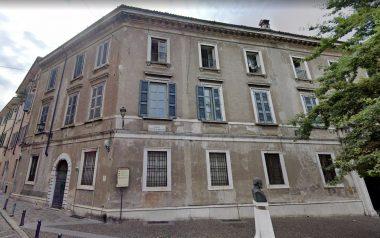Palazzo Barbuglio Brescia