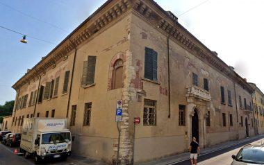 Palazzo caprioli Brescia