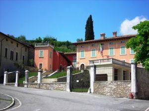 Palazzo Galnica ex Tebaldini Puegnago Valtenesi