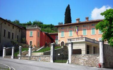 Palazzo Galnica Tebaldini Puegnago