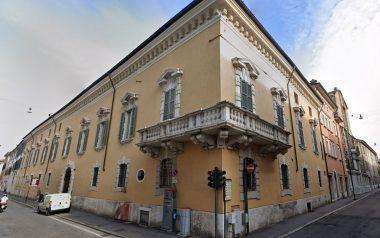 Palazzo martinengo della Motella Brescia