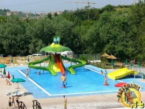 Rio Valli Waterpark Cavaion Lake Garda Italy
