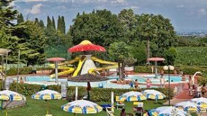 Picoverde parco Custoza Lago di Garda